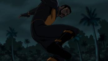 Bronze Tiger (DC Animated Movies)
