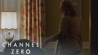 CHANNEL ZERO Season 1 Episode 3 'John Wilkes Mrs. Booth' SYFY