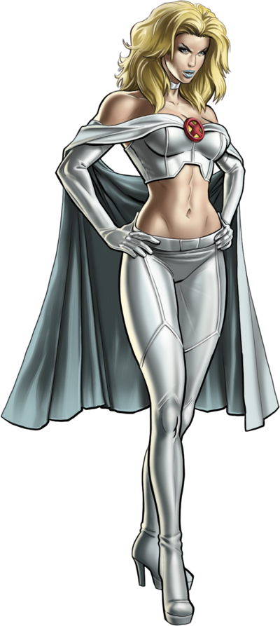 Emma Frost (Earth-12131) 001