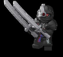 Nindroid Warriors