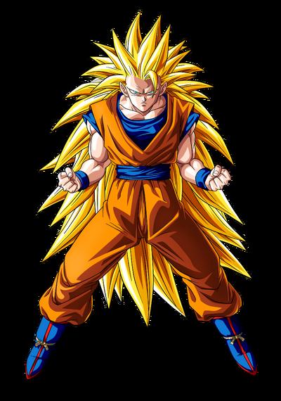 Goku super saiyan 3 ssj3 by goku kakarot-dbcs3ot