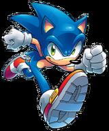 Sonic the Hedgehog (Archie Post-Super Genesis Wave)