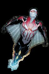 Spiderman 2099 Render By Skodwarde