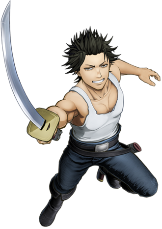 Young Yami Sukehiro - Black Clover Quartet Knights