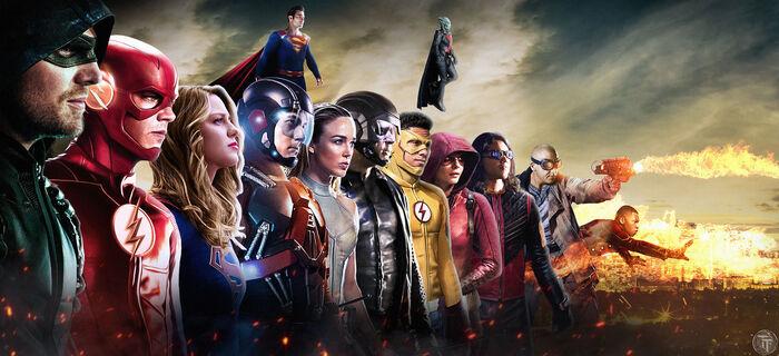 CW Full cast (2018)