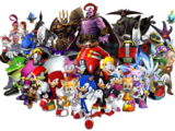 Sonic the Hedgehog (The Universe)