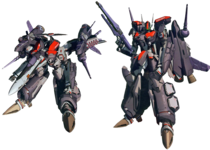 VF-25 AM G&B modes