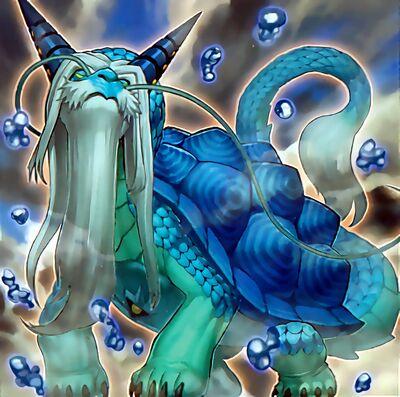 Bixi, Water of the Yang Zing Art