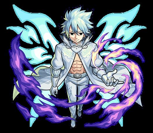 Fairy Heart Zeref Monster Strike