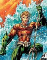 Aquaman (Post-Flashpoint)