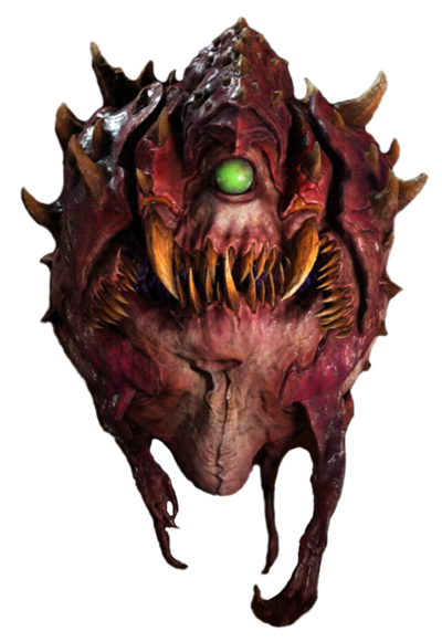 DOOM 2016 Cacodemon