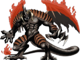 Evil Lord Wrath (Overlord)