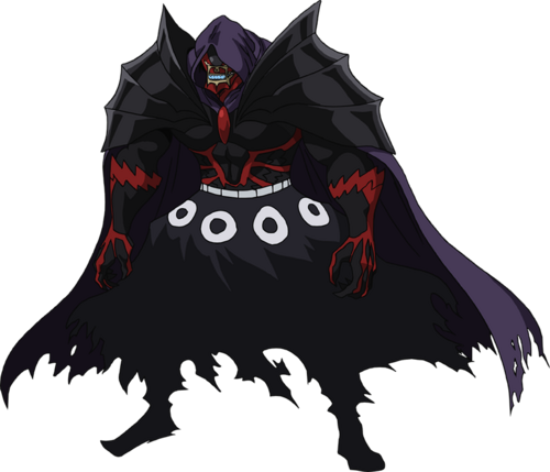Bloodman Anime