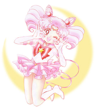 Eternal Sailor Chibi Moon