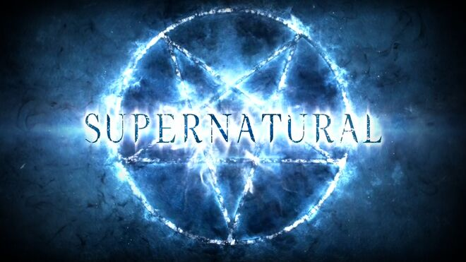 Supernatural Logo HD