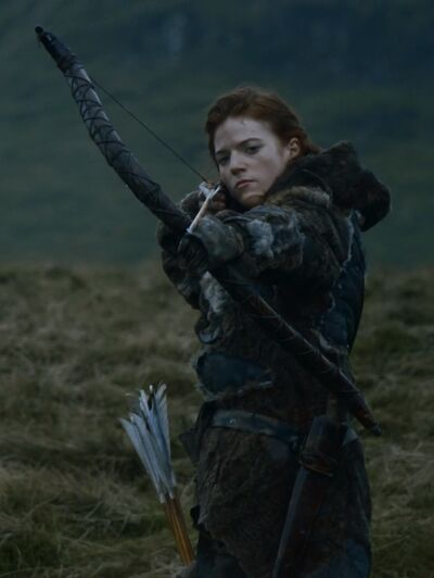 Ygritte 3x10