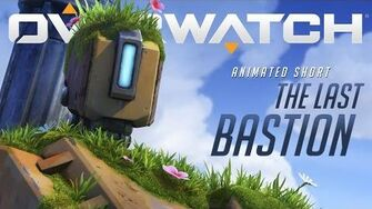 "Overwatch Animated Short ""The Last Bastion"""