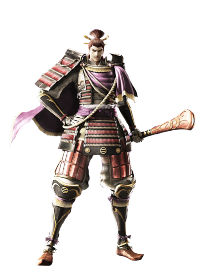 Yoshiteru Ashikaga Sengoku Basara