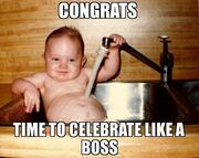 Congrats--time-to-celebrate-like-a-boss