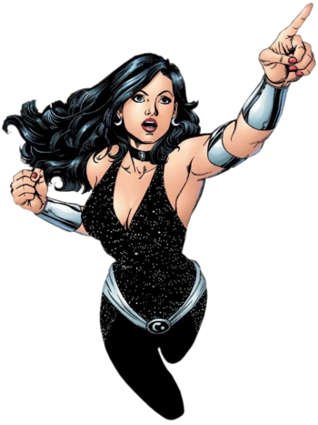 DonnaTroy acrendered
