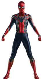 MCU Iron Spider Man