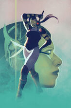 Gamora (Marvel Comics)