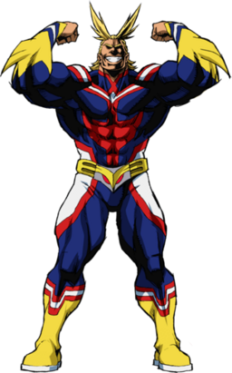 All Might-0