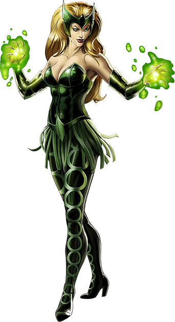 The Enchantress Marvel Comics Vs Battles Wiki Fandom