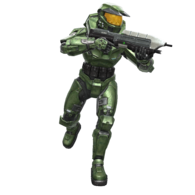 Halo FTR MK V Chief Updated