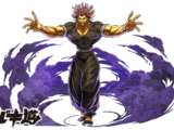Yujiro Hanma (Puzzle and Dragons)