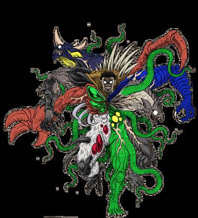 Aptom chaos mode by alkan009-d6wrcy8 Guyver