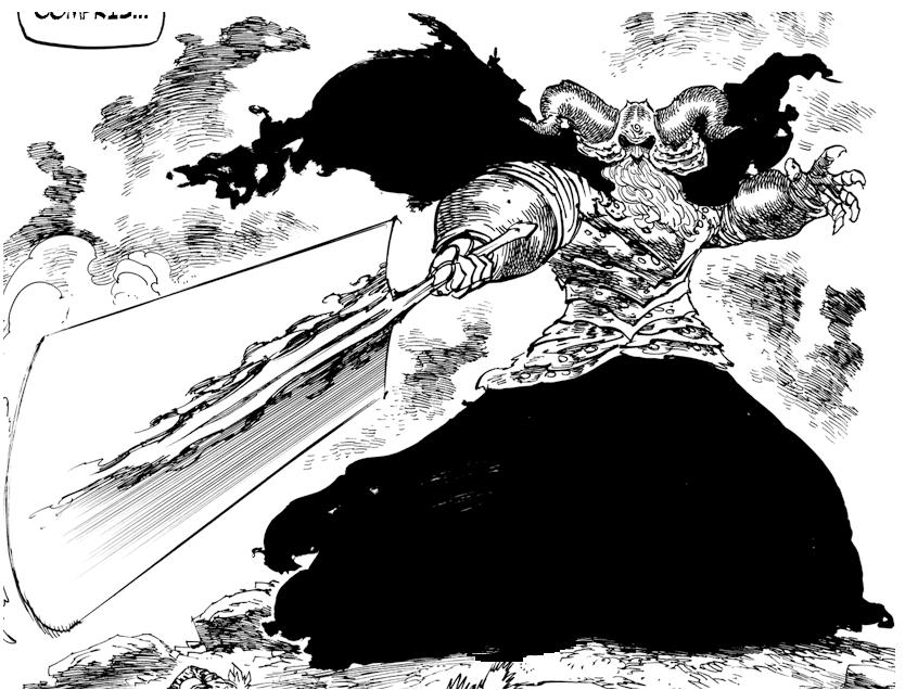 Greenbelt Bowl ⁓ Try These Seven Deadly Sins Meliodas Vs Demon King