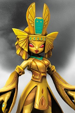Golden Queen Profile