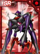 Ogudomon collectors card