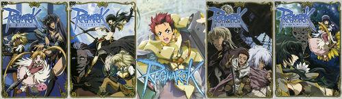 Ragnarok anime copy