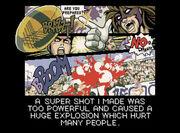 Super shot explosion