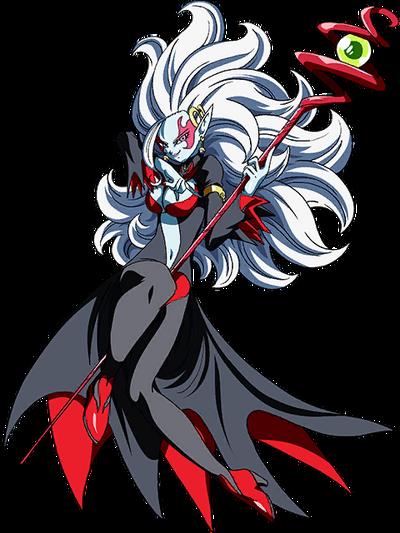 Towa demon goddess second form render sdbh wm by maxiuchiha22 ddkc2n2