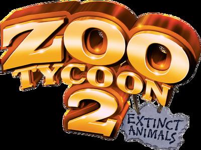 Zoo tycoon 2 extinct animals logo