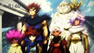 Blader Warriors