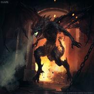 Daedric Titan