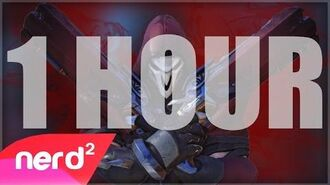 Overwatch Song The Reaper 1 HOUR VERSION Nerdout