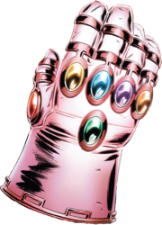 Infinity Gauntlet (Item) from New Avengers Vol 3 3 001