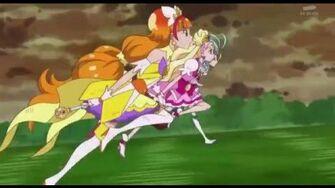 Princess PreCure VS Dyspear HD ( Ep 22 ) Go!Princess Precure