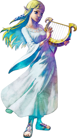 File:Princess Zelda Artwork 2 (Skyward Sword).png