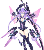 Purple Heart 11 Render 5