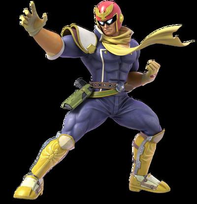 Captain Falcon Ultimate