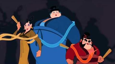 Mulan - I'll Make A Man Out Of You Reprise HD-1