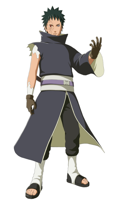 Obito Uchiha Render-0