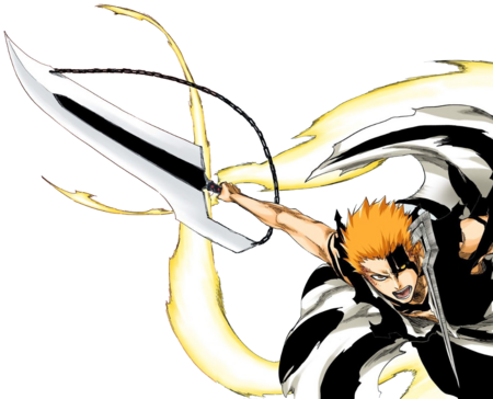 True Bankai Merged Hollow Ichigo