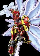 Dukemon Crimson Mode Collectors Render